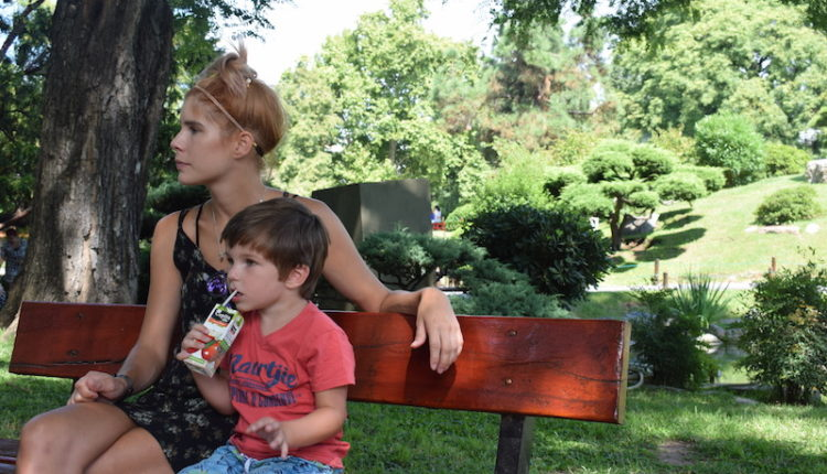 Travelling with a three-year-old boy….