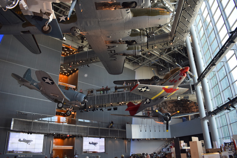 The Boeing Centre, national World War II museum