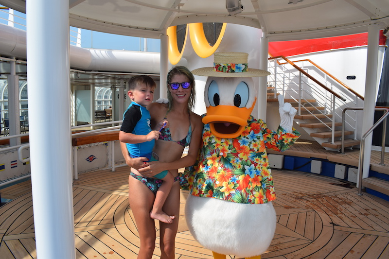 Donald Duck, Disney, Cruise