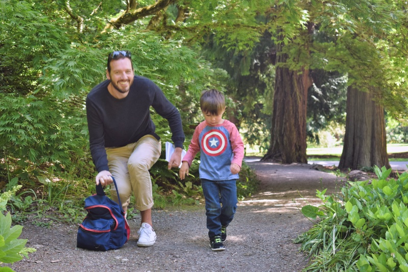Washington State Park Arboretum