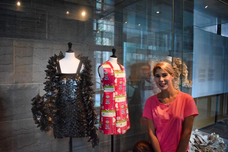 fashion exhibit at Nuremberg museum
